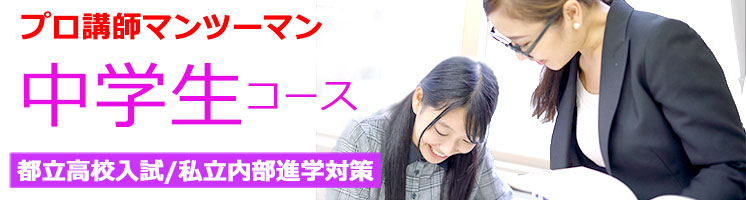 八王子・日野市豊田の中学生の個別指導塾